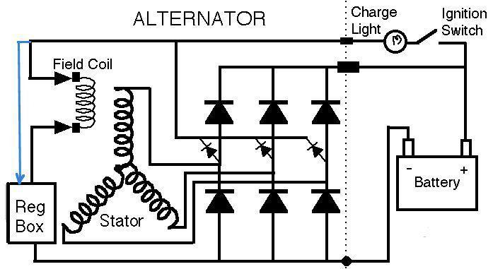 генератор своими руками схема