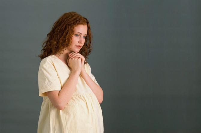 Водянистые выделения на ранних сроках беременности