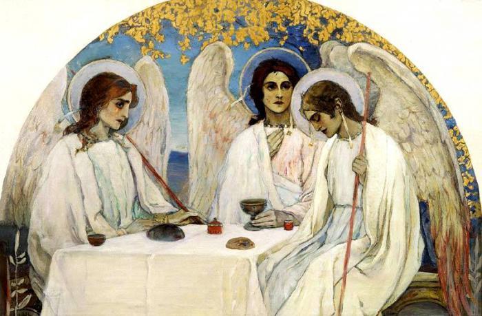 Праздник Троицы: обычаи
