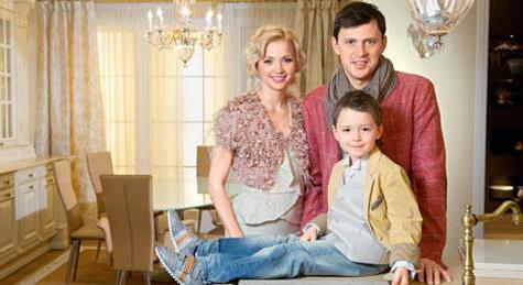 максим маринин семья