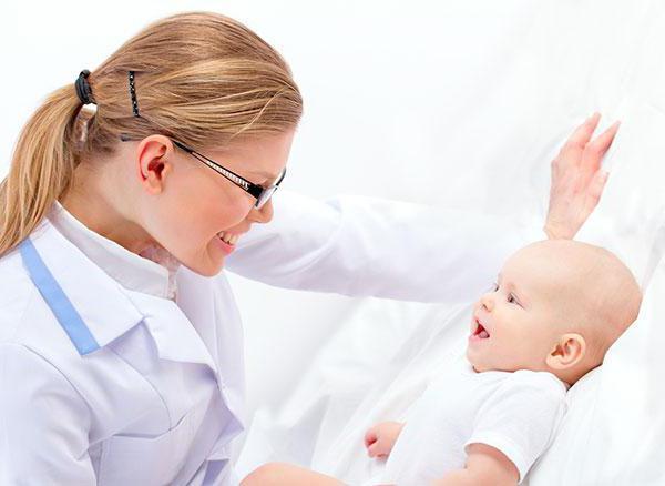 Токсическая эритема новорожденных: причины, лечение