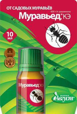 муравьед средство от муравьев отзывы