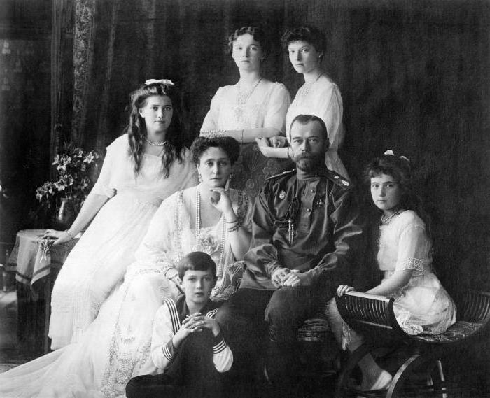 биография александры федоровны романовой