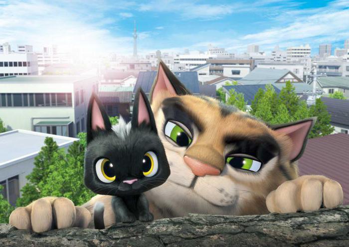 Мультфильм жил-был кот отзывы