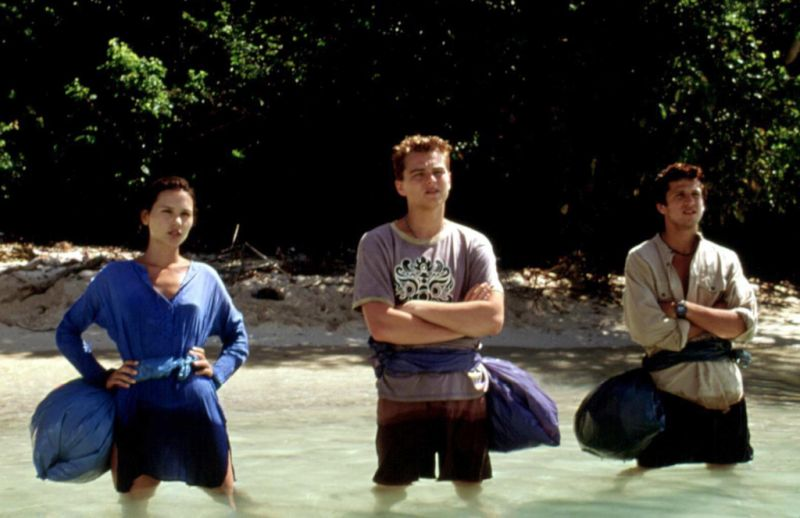 Содержание фильма пляж с леонардо ди каприо новые фильмы или сериалы с епифанцевым