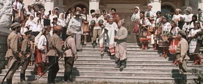 свадьба в малиновке актеры