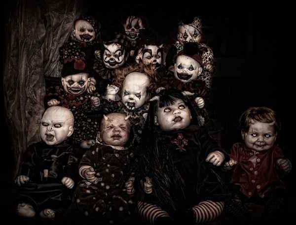 ужасы про кукол это не игрушки