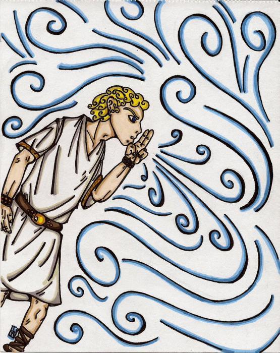 древняя греция мифы боги стихий ветры картинки будем отступать