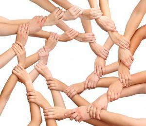 Знак дружбы своими руками
