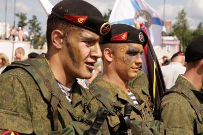 черный берет морской пехоты