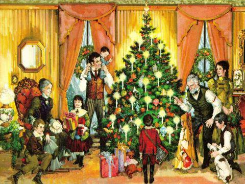 Рождество нацанальныи традиции