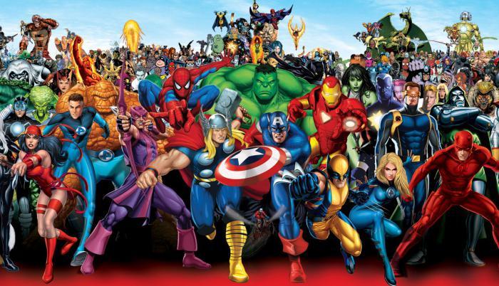 мультфильмы про супергероев