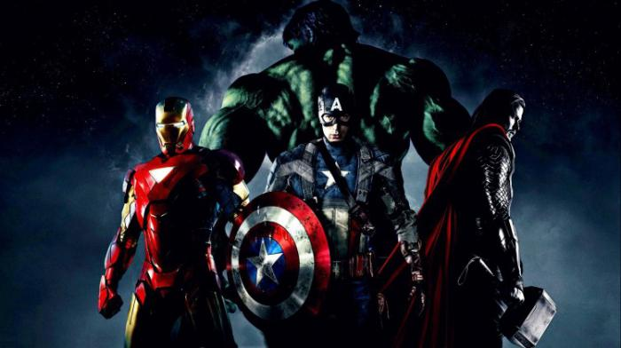 мультики супергерои
