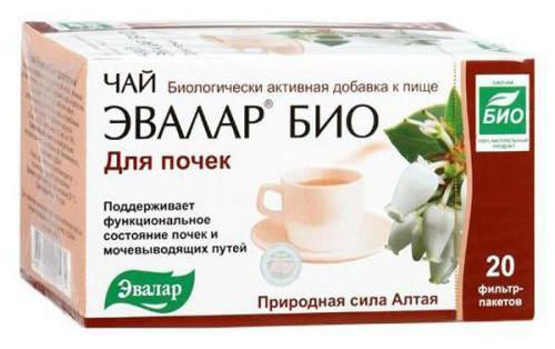 чай при болезни почек