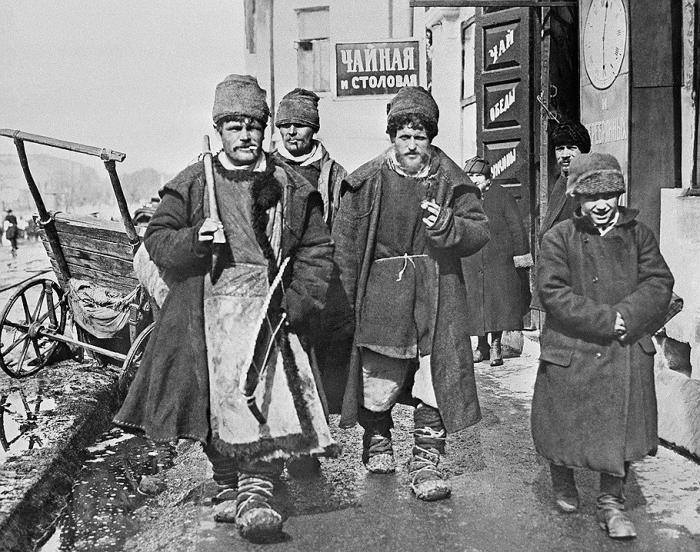 1739638 - Что значит коренной москвич