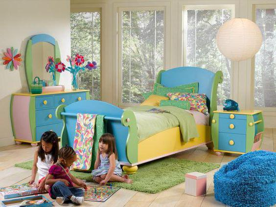 мебель для детской комнаты своими руками