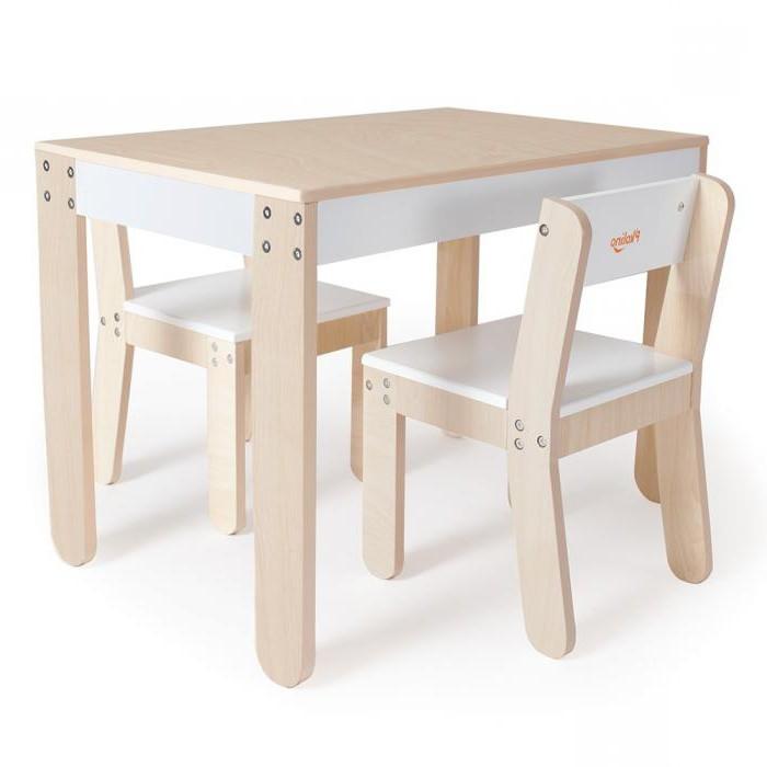 деревянный стульчик для ребенка