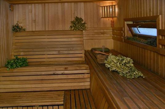 Березовый веник для бани