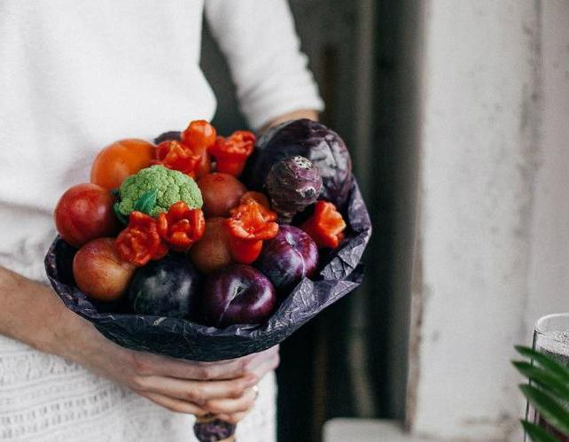 как сделать фруктовый букет своими руками идеи