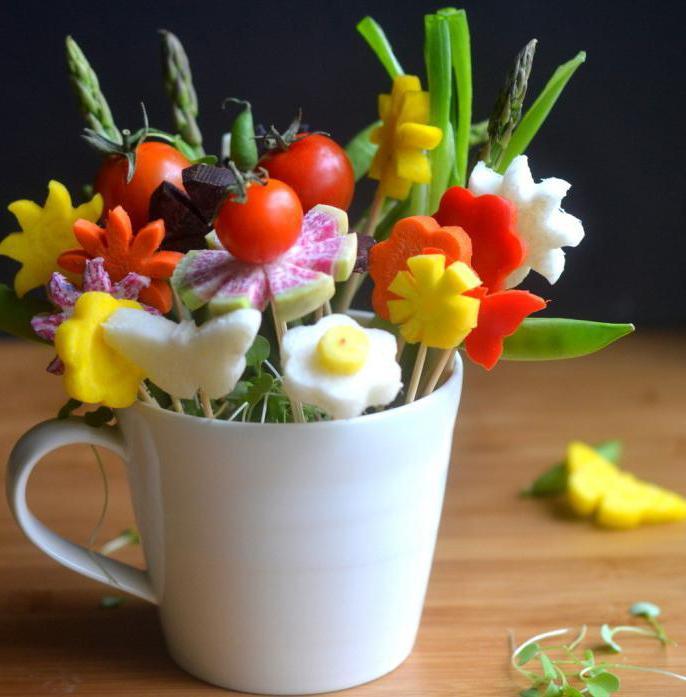 как сделать фруктовый букет своими руками мастер класс