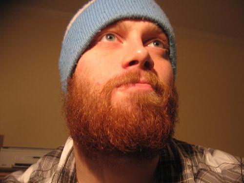 Смотреть секс с рыжей бородой