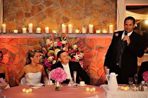 Тосты и поздравления свидетеля на свадьбе