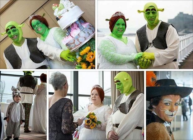 Креативная свадьба: весело, необычно, оригинально!