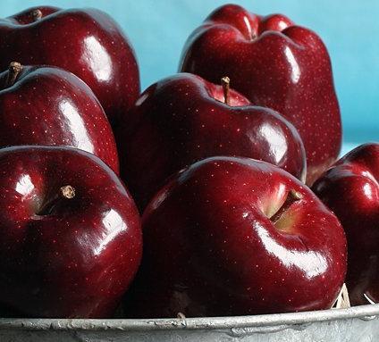 Яблоко красное калорийность