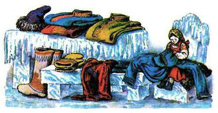 какой мороз иванович в сказке