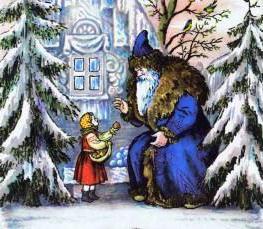 литературная сказка мороз иванович