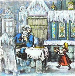 Мороз иванович рукодельница