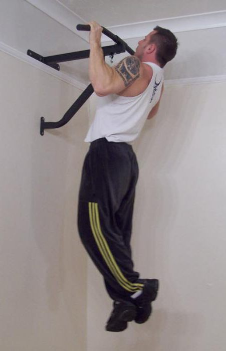 комплекс упражнений с собственным весом для мужчин
