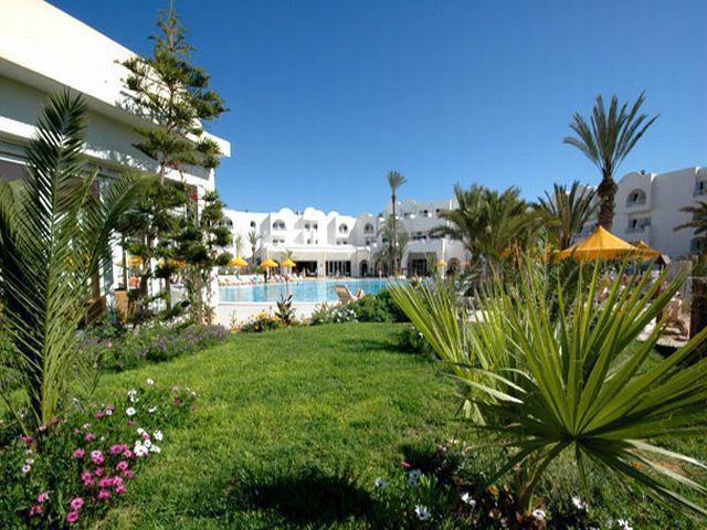 тунис джерба отель аль джазира 3 звезды