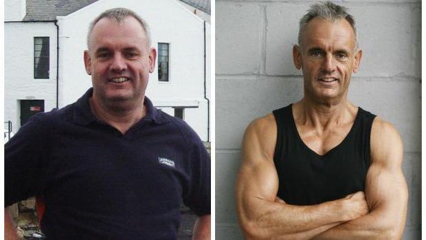 С чего начать похудение мужчине после 40