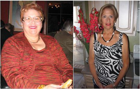 как похудеть после 50 лет женщине советы
