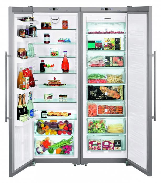 холодильник liebherr двухкамерный