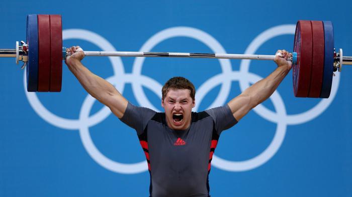 тяжелая атлетика чемпион мира