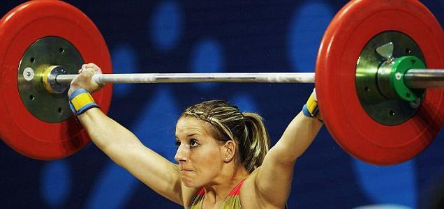 тяжелая атлетика 2014