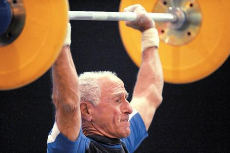чемпионат по тяжелой атлетике