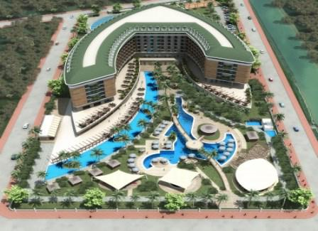 Aska Lara Deluxe Aska Lara Resort Spa