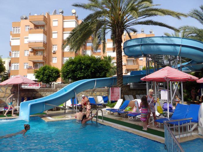 xeno hotel alpina 4 описание