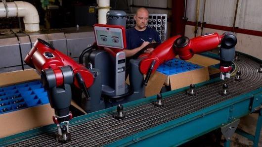 первый промышленный робот