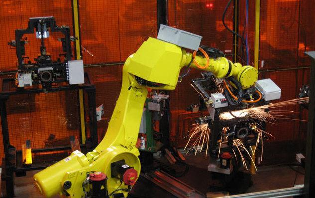 автоматы роботы