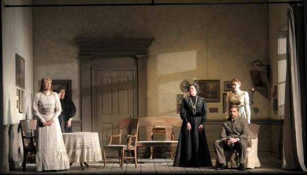 изображение темного царства в пьесе гроза
