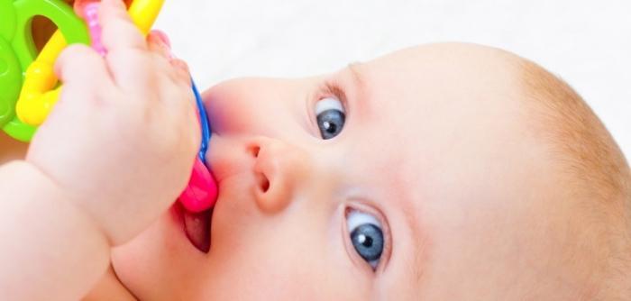 Симптомы при прорезывании зубов у