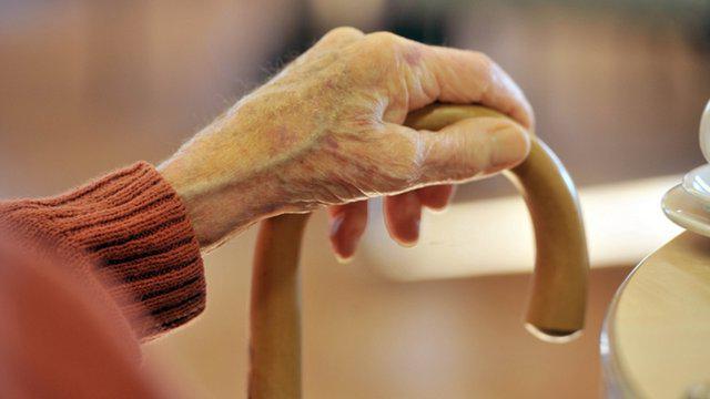 Служба ухода за пожилыми людьми