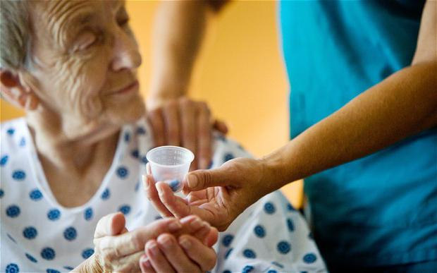 Социальный уход за пожилым человеком