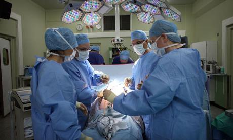 Операция удаления желчного пузыря - лапароскопия