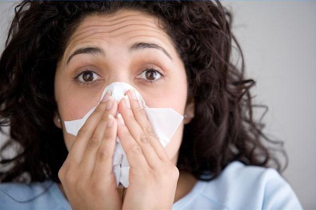 амоксициллин от заложенности носа