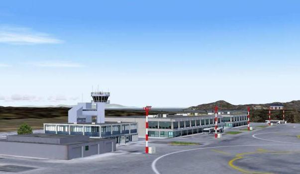Кос аэропорт